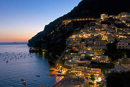 Amalfi Coast nightlife