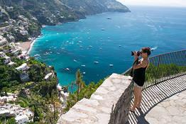 Excursões para Costa Amalfitana saindo de Sorrento