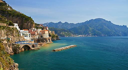 Amalfi Coast and Paestum