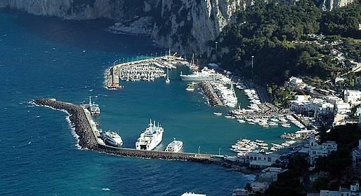 Sicurezza delle aree portuali di Marina Grande