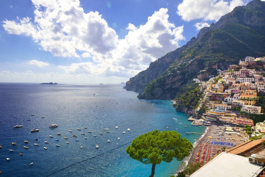 Day Trip to Positano from Sorrento