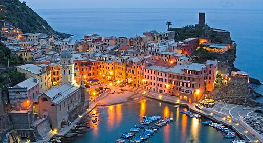 Five star Liguria