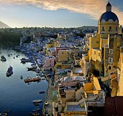 Le isole del Golfo di Napoli