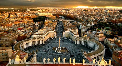 Roma e le sorprese del Vaticano