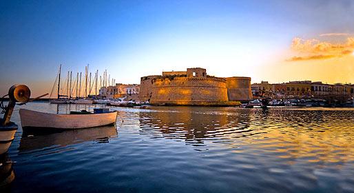 Puglia's Ionic coast