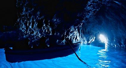 Grotta Azzurra: Capri's magical blue cave