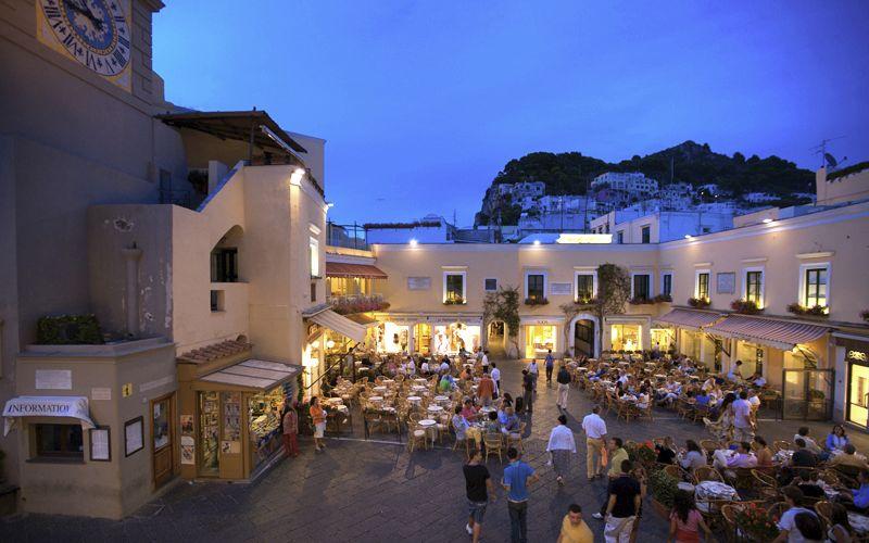 Italien Ischia Hotel