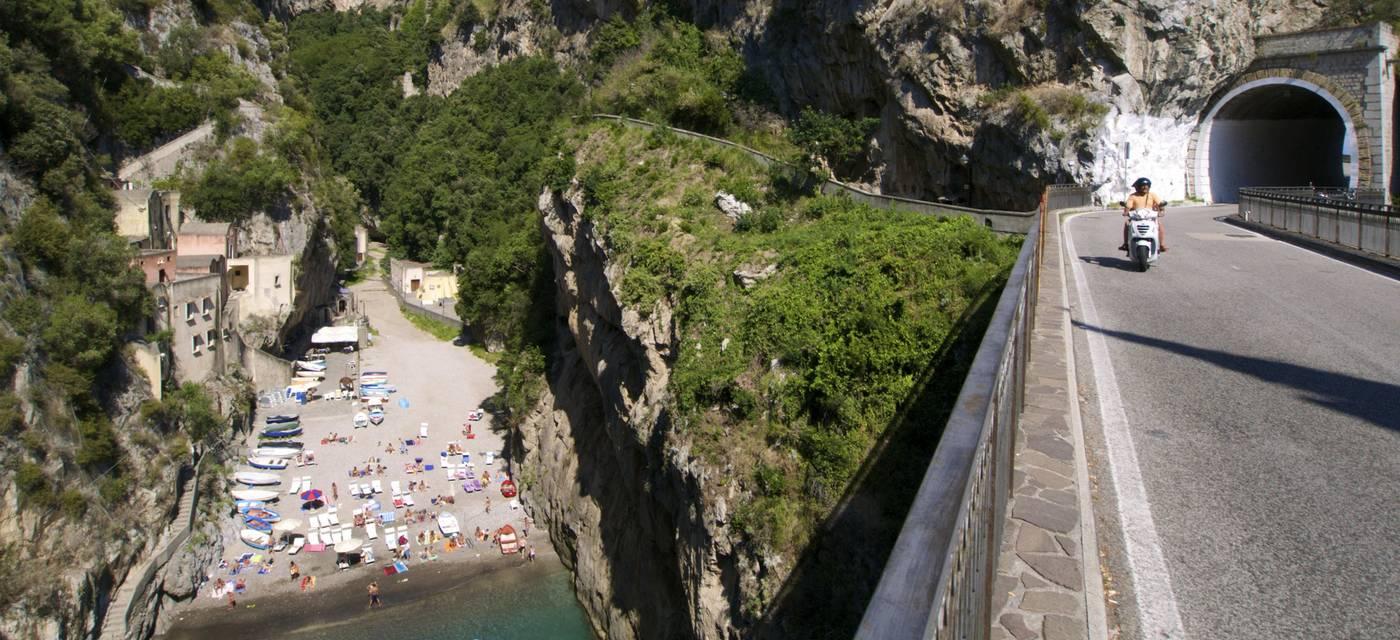 Praiano and Conca dei Marini