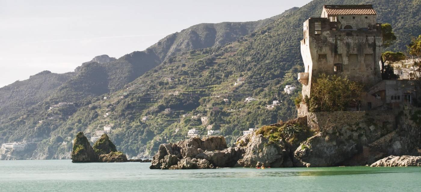 Beaches of Vietri sul Mare