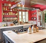 The flavors of Casa Fabbrini