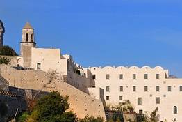 The santa Rosa's Monastery