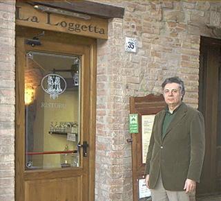10% discount at the restaurant la loggetta Hotel