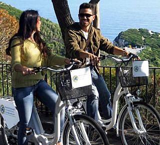 Scopri Capri in bici Hotel