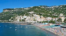 Excursions Minori - Amalfi Vacation