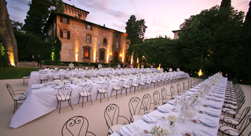 Wedding in tuscany