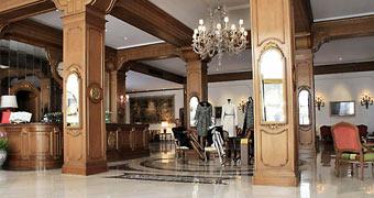 Aldrovandi Palace Villa Borghese Roma Hotel