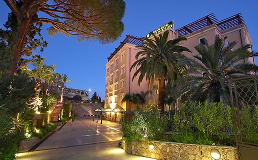 Grand Hotel San Pietro Relais Amp Chateaux 5 Star Luxury