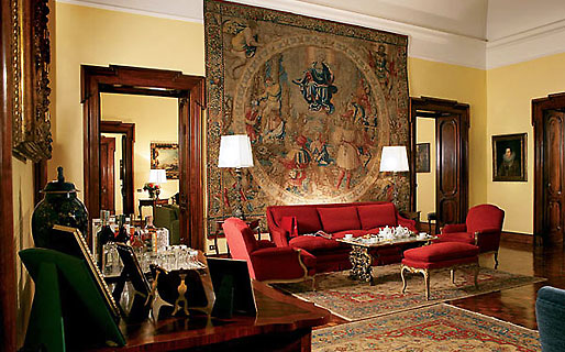 Villa Spalletti Trivelli Historical Residences Roma
