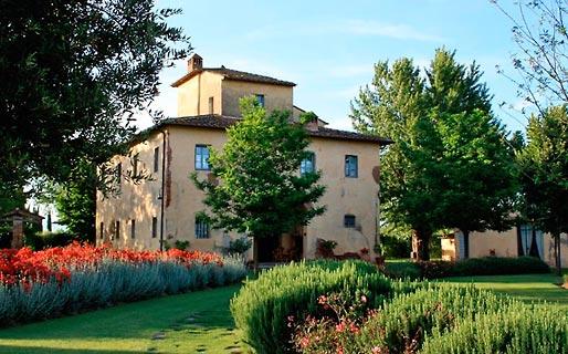 Foresteria il giardino di fontarronco alberoro di monte - Hotel il giardino siena ...