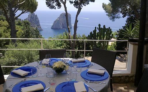 Il Geranio Ristoranti Capri