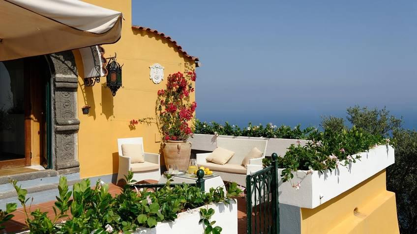 Villa felice relais for Luxury hotel zaragoza