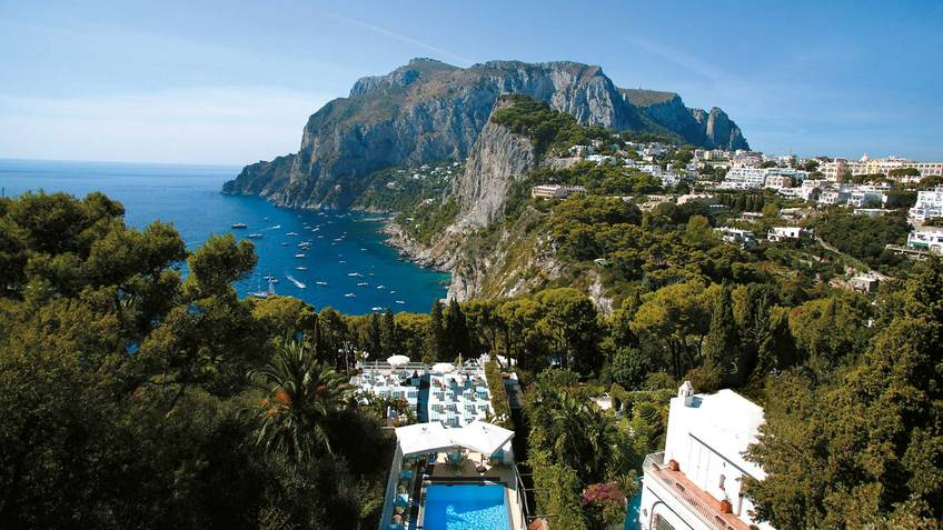 Villa Brunella Small Boutique Hotels Capri