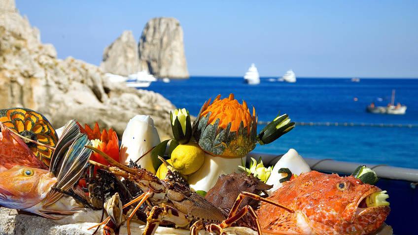 Torre Saracena Ristoranti Capri