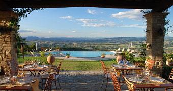 La Palazzetta del Vescovo Fratta Todina Deruta hotels