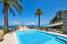 Villa Marina Capri Hotel & Spa - The Art of Capri Sandals