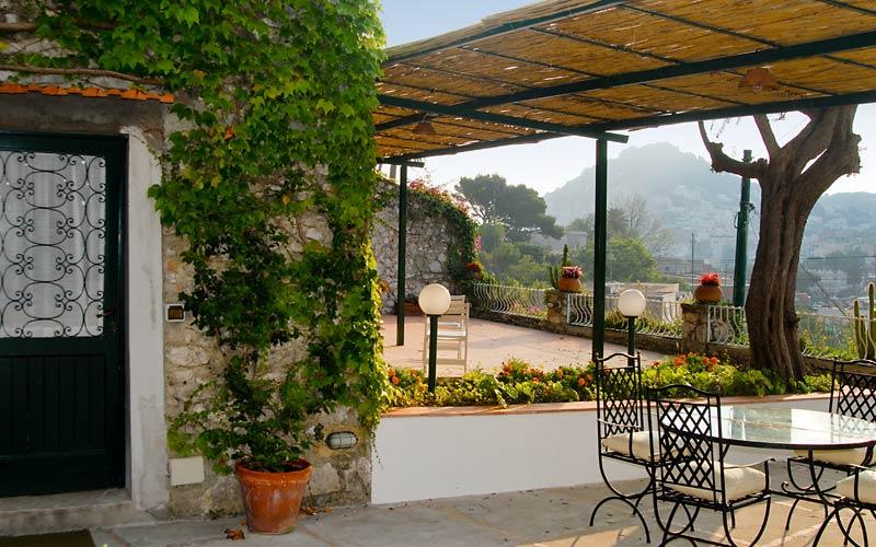 La Josie Case Affitto Capri