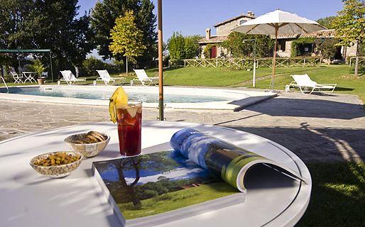 Inncasa Countryside Residences Orvieto