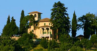 Villa Milani Spoleto Terni hotels