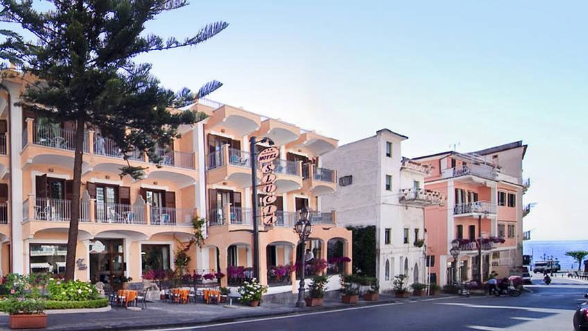 Hotel Santa Lucia Hotel 4 estrelas Minori