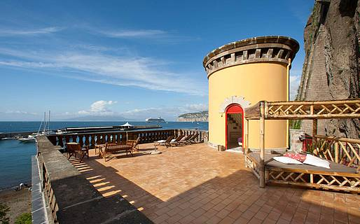 Marina Piccola 73 Bed & Breakfast Sorrento