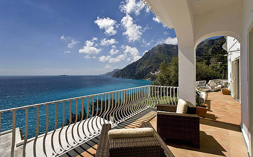 Villa Lighea Art Boutique Positano Hotel