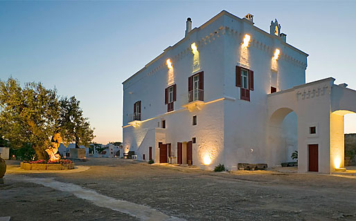 Masseria Torre Coccaro 5 Star Luxury Hotels Savelletri di Fasano