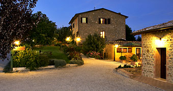 Agriturismo Il Melograno Pianello Assisi hotels