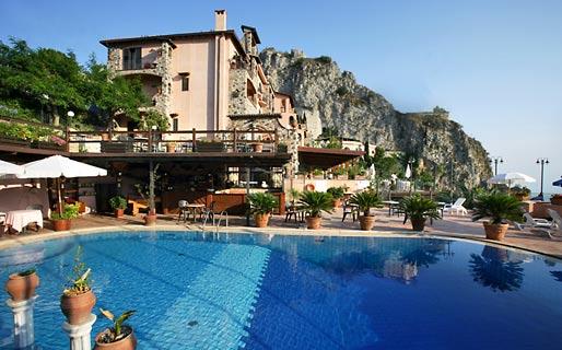 Hotel Villa Sonia Hotel 4 Stelle Castelmola, Taormina