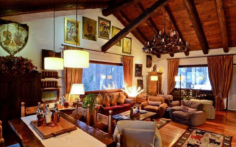 Chalet il capricorno sauze d 39 oulx e 24 hotel selezionati for Arredamenti rustici piemonte