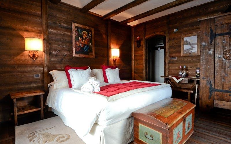 Chalet il capricorno hotel sauze d 39 oulx - Capricorno a letto ...
