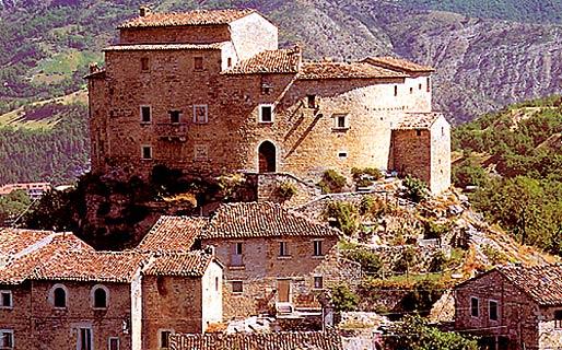 Castel di Luco Acquasanta Terme Hotel