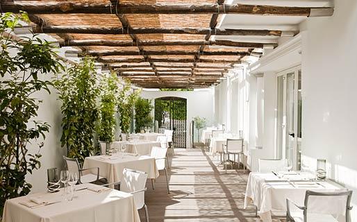 Capricci Restaurants Anacapri