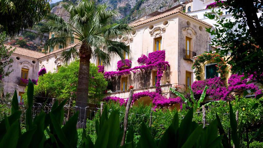 Hotel Palazzo Murat 4 Star Hotels Positano