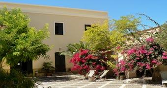 Baglio Spanò Marsala Egadi Islands hotels