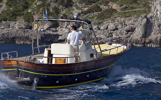 Blue Sea Capri Excurs�es mar�timas Capri