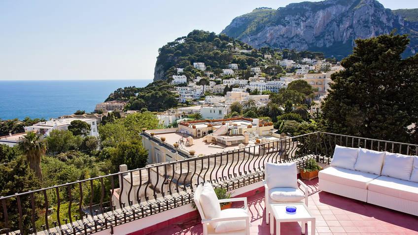 Villa Silia Case e Appartamenti Capri