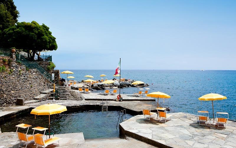 Hotel Marina Palace Genova