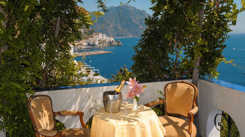 Hotel dei Cavalieri 3 Star Hotels Amalfi