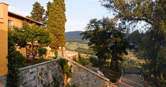 Villa di Campolungo Fiesole Pistoia hotels