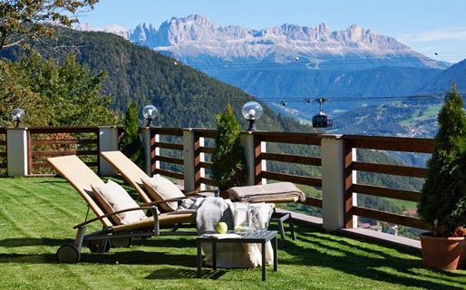 Chalet Grumer Suites&Spa Hotel 4 Stelle Soprabolzano
